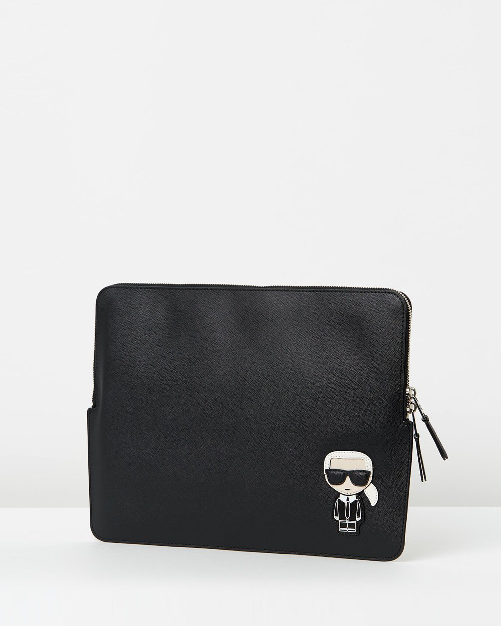9cb22ee3c5a K Ikonik Laptop Sleeve by Karl Lagerfeld Online   THE ICONIC   Australia