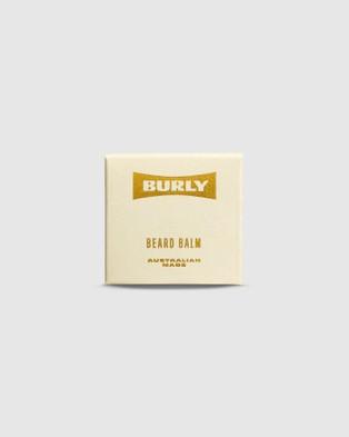 BURLY Beard Balm - Beauty (Yellow)