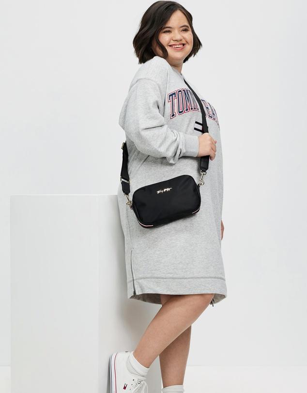 Women New Mini Nylon Crossover Bag