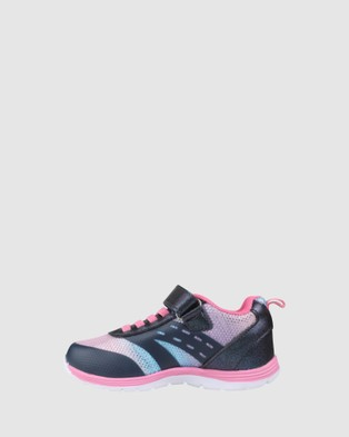 CIAO Swift Rainbow - Lifestyle Shoes (Navy/Pink)