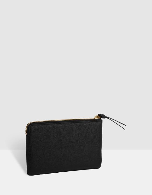 Women Mini Zip Clutch