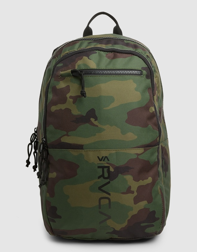 Men Rvca Down The Line Backpack