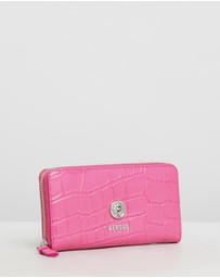 VERSUS Versace - Large Zip-Around Wallet