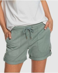 Roxy - Womens Arecibo Casual Shorts