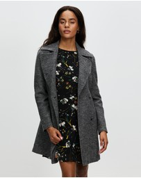 Marcs - Diana Double Breasted Coat