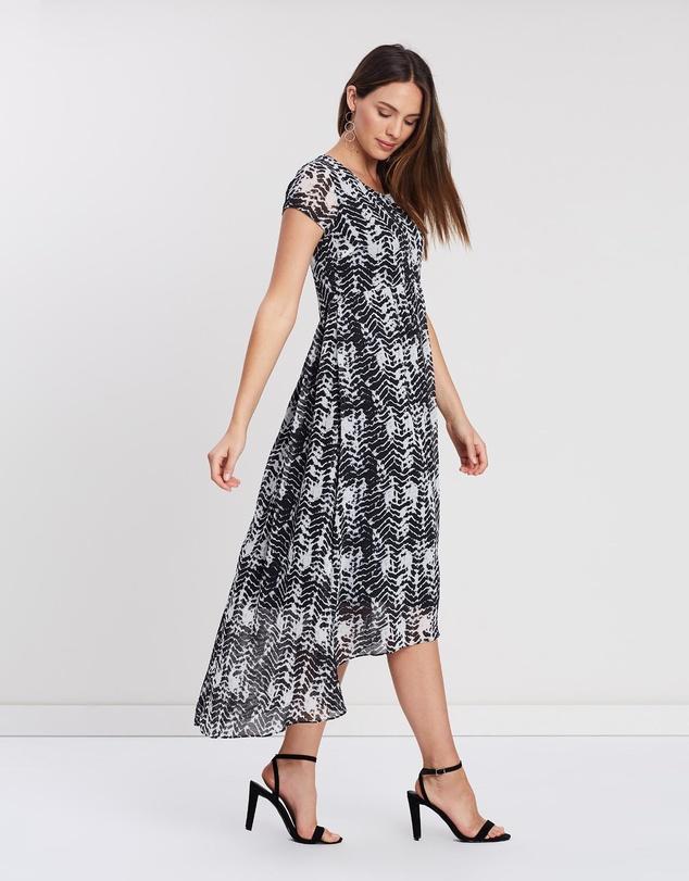Women Shona Midi Length Dress