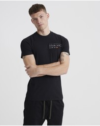 Superdry - Trophy Embroidery Tee