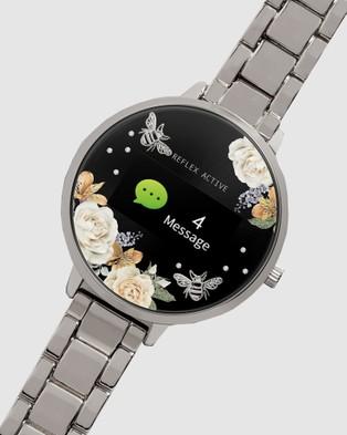 Reflex Active Series 03 Smart Watch - Smart Watches (Silver)