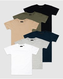 First Division - 6-Pack Weekender Tee