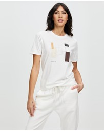 Assembly Label - Balance Tee - Women's