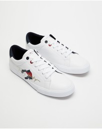 Tommy Hilfiger - Flag Signature Sneakers