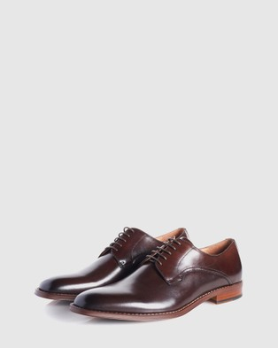 3 Wise Men The Iggy - Dress Shoes (Brown)