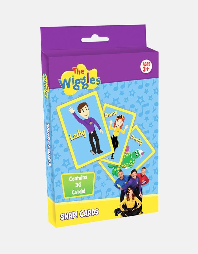 Kids SNAP! Card Game - Kids