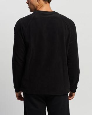 New Balance All Terrain Pocket Crew - Sweats (Black)