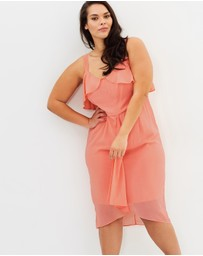 Cooper St - CS CURVY Candice Drape Dress