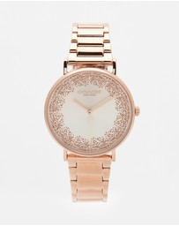 Coach - Perry Two Hand Bracelet Watch