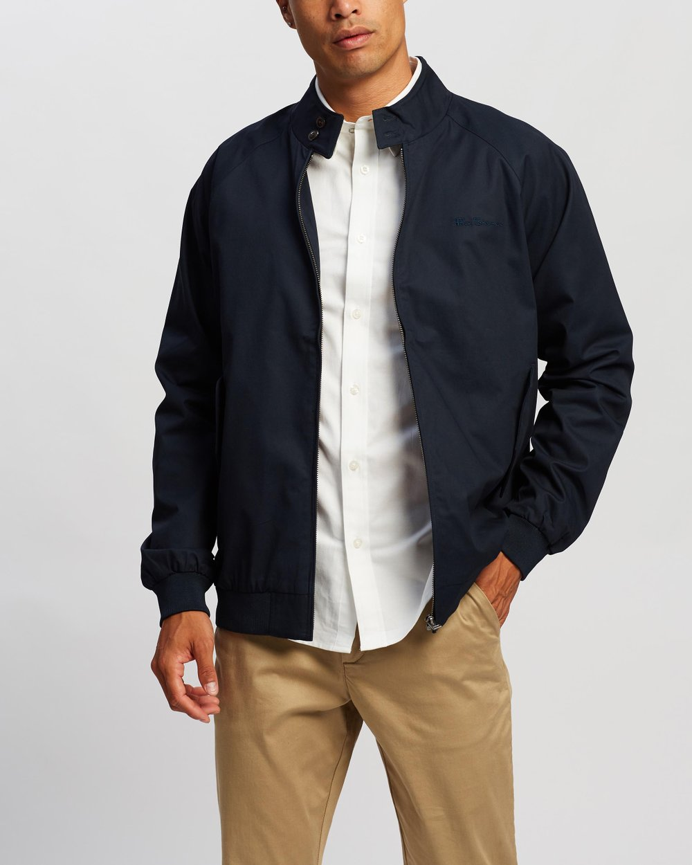 16815aaa3162 Harrington Jacket by Ben Sherman Online