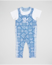 adidas Originals - Culture Clash Jumpsuit - Babies