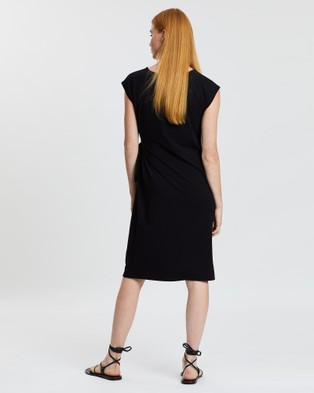 Sportscraft Mya Cotton Modal Dress - Dresses (black)