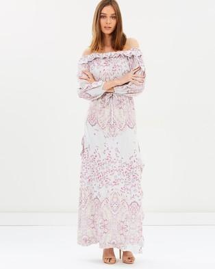 Steele – Marigold LS Dress – Dresses (Marigold)