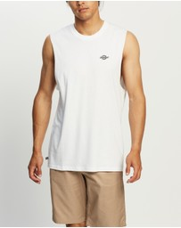 Dickies - HS Snyder Classic Fit Sleeveless Muscle Tee