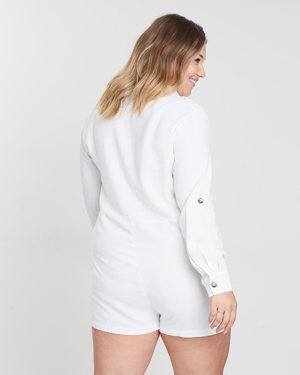8b80784194 ICONIC EXCLUSIVE - Haylee Relaxed Playsuit by Atmos Here Curvy Online