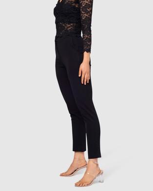 Pilgrim Eva Pants - Pants (Black)