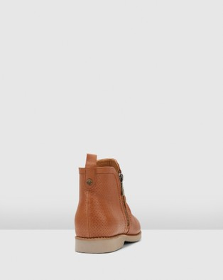Hush Puppies Dale - Boots (Acorn)