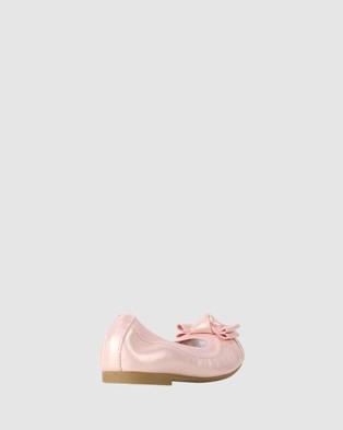 Candy Charm Ballet Flats - Flats (Blush Pink)