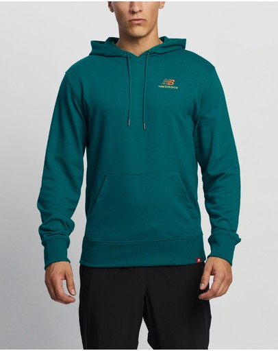 New Balance - Essentials Graphic Pullover Hoodie