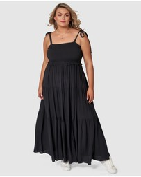 Sunday In The City - Savages Maxi Dress