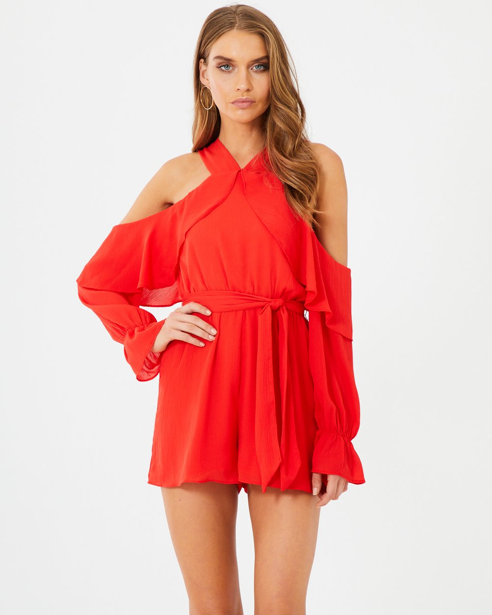 3aad3b70bf8 Fallon Playsuit by Tussah Online
