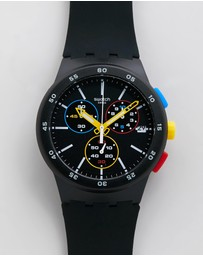 Swatch - BLACK-ONE