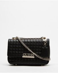 Guess - Matrix Convertible Cross-Body Flap Bag