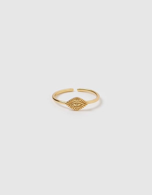 Women Egyptian Eye Ring