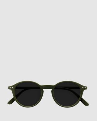 IZIPIZI Sun Collection D - Sunglasses (Green)