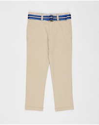 Polo Ralph Lauren - Stretch Chino Pants - Kids