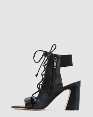 Kennedy Abort - Sandals (Black)