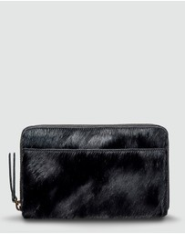 Status Anxiety - Delilah Continental Zip Wallet