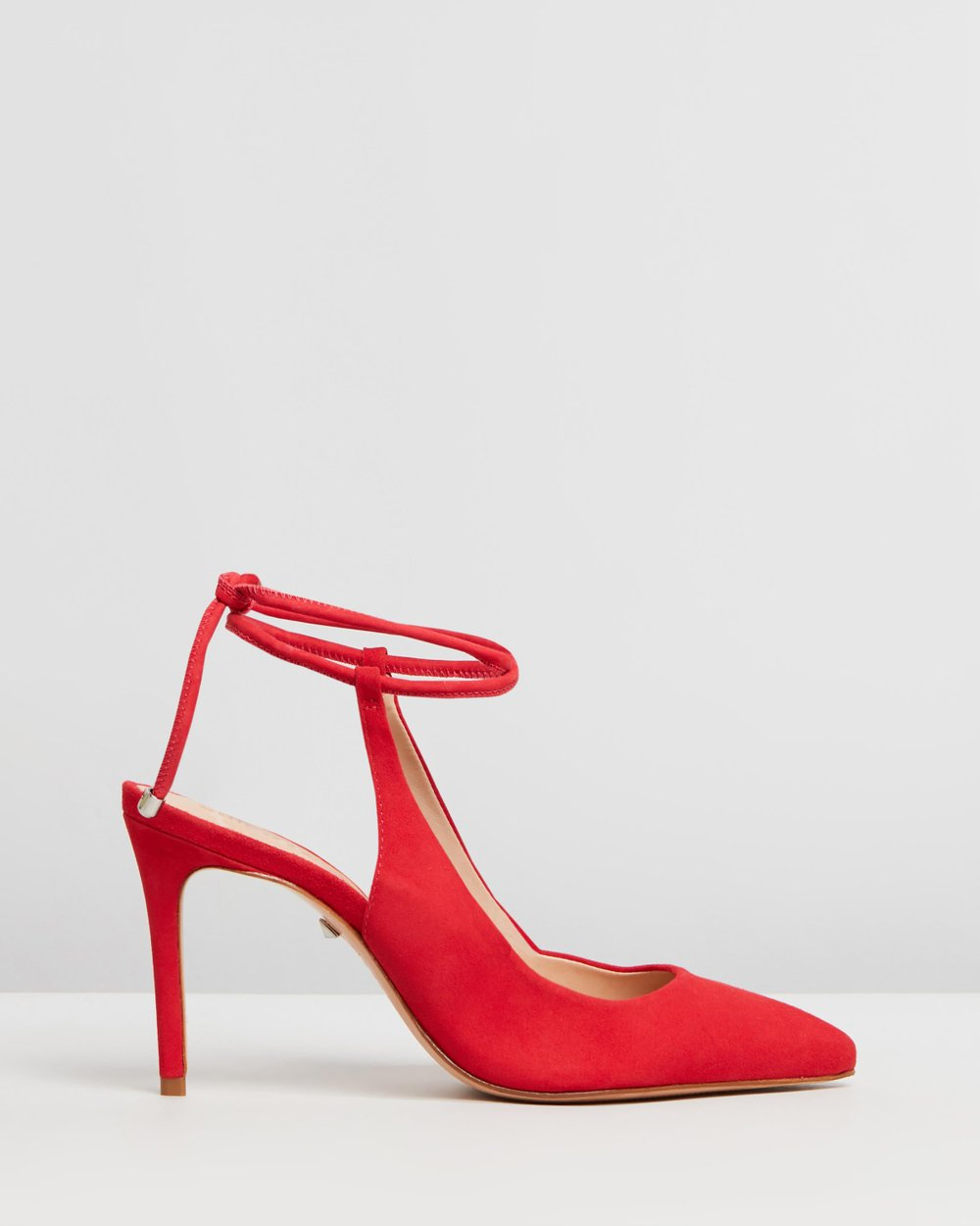 a7c0bc4ae80 Pointed Ankle Strap Heels by Schutz Online