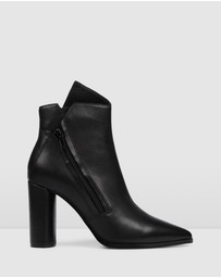 Jo Mercer - Tux High Ankle Boots