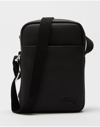 Lacoste - Classic Slim Vertical Camera Bag