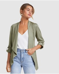 Forever New - Carole Waterfall Jacket