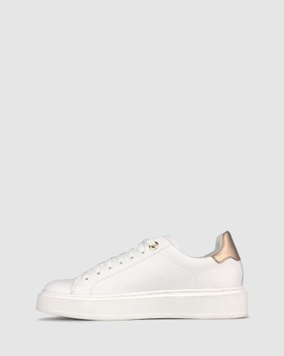 Betts Sprint Lifestyle Sneakers - Sneakers (White/Rose Gold)