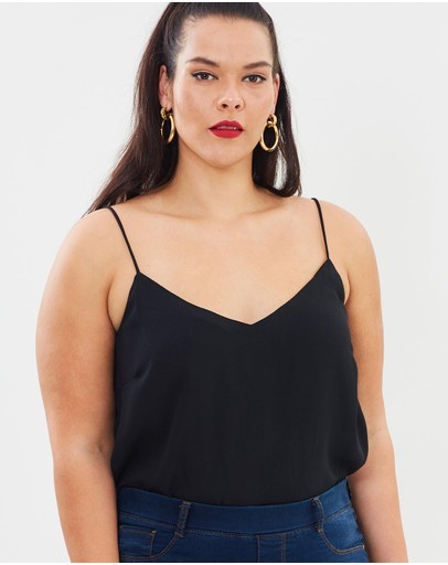 Atmos&Here Curvy - ICONIC EXCLUSIVE - Talia Cami Top
