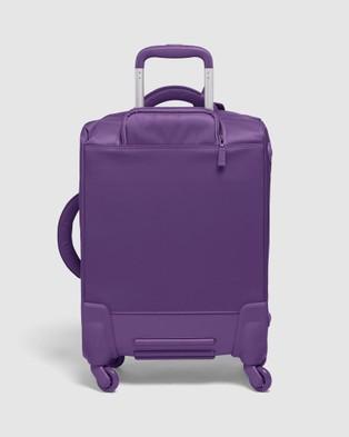 Lipault Paris Originale Plume Spinner - Travel and Luggage (Light Plum)