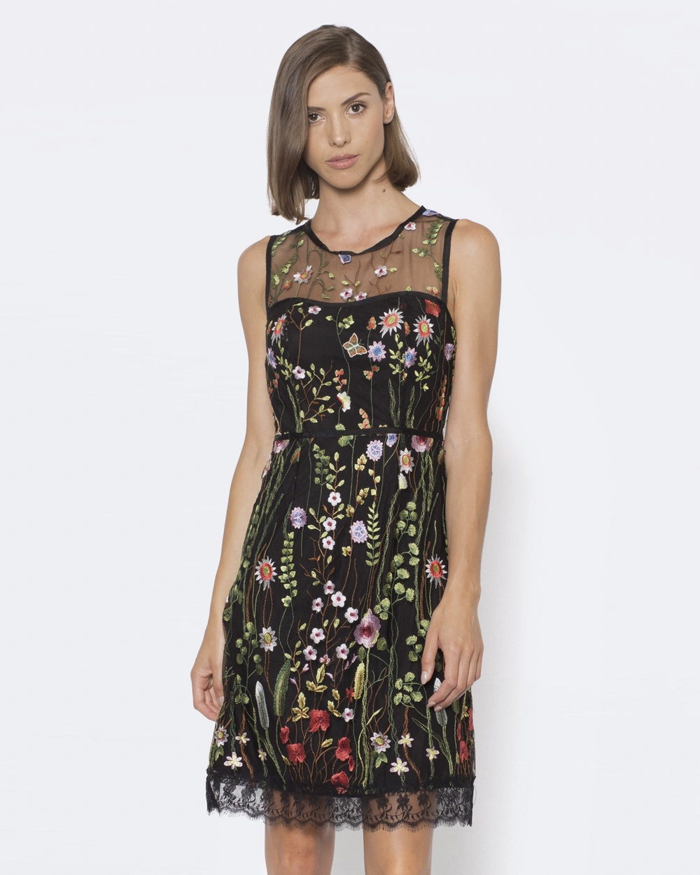 Alannah Hill Over The Prairie Dress Dresses Multi Over The Prairie Dress