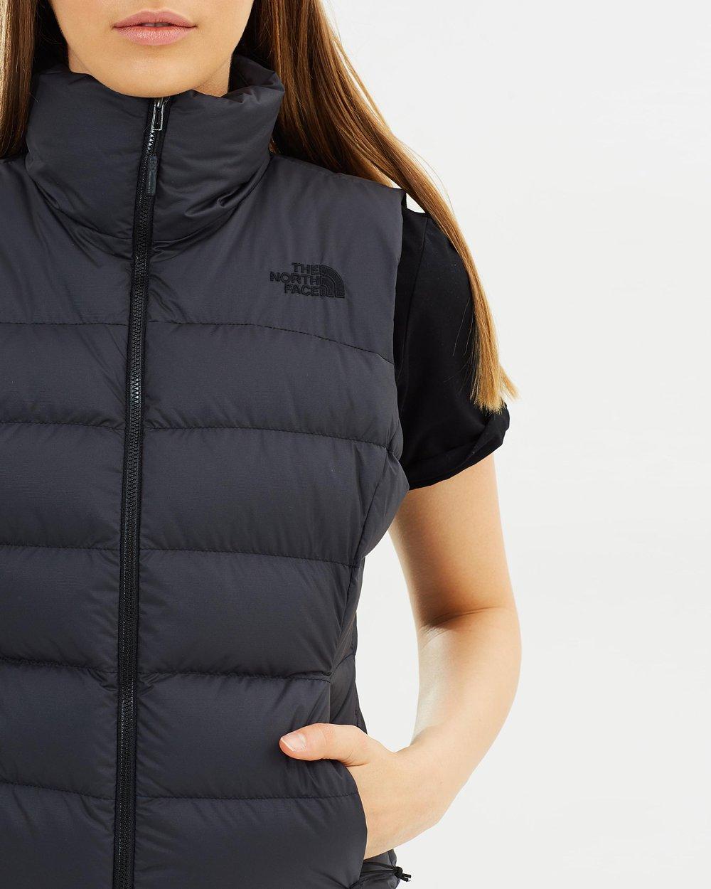 Womens Nuptse Vest by The North Face Online  e2d7c5e32