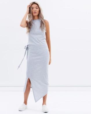 Cheap Monday – Curle Dress – Bodycon Dresses (Sport Melange)