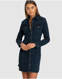 BWLDR - Pheonix Denim Dress